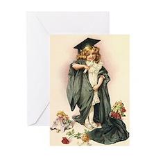 graduationthird Greeting Card