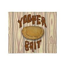 YoopBaitRnd Throw Blanket