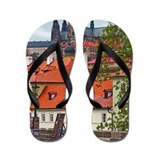Prague - St Vitus and Prague Castle Flip Flops