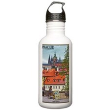 Prague - St Vitus and  Water Bottle
