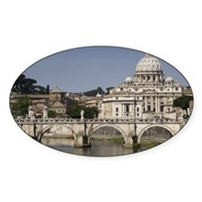 Vatican over the River Decal