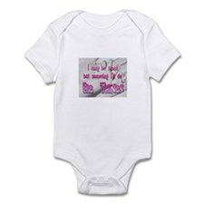 Big Things Blue Infant Bodysuit