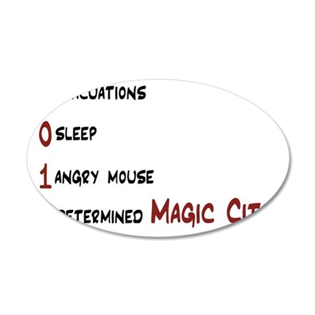Picture 39 35x21 Oval Wall Decal