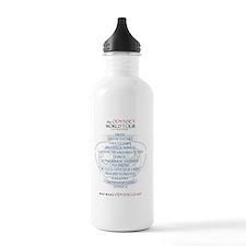 odyssey world tour Sports Water Bottle