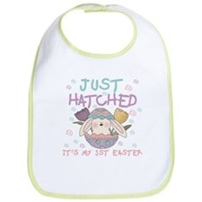 Just Hatched 1st Easter Bib