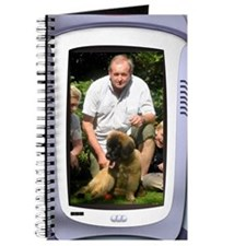 Personalizable computer screen photo frame Journal