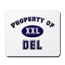 Property of del Mousepad