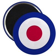 The UK Roundel Magnet