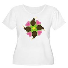 kiwi hearts T-Shirt