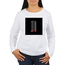 low battery T-Shirt