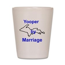 MarriageGuy Shot Glass
