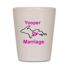 MarriageGirl Shot Glass