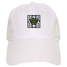 Crossword Queen Baseball Cap