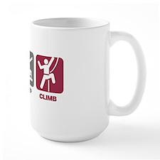 EatSleep_Climb Mug