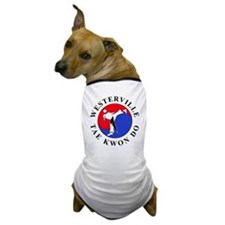 WTKD 2-D Logo Dog T-Shirt