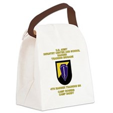 4th rtb flash Canvas Lunch Bag
