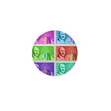 Goddard_Pop_Art Mini Button
