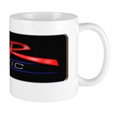 SSR Fanatic Logo-badge-flat Small Mug