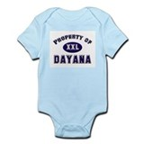 Property of dayana Onesie