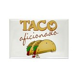 Taco Rectangle Magnet (100 pack)