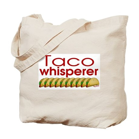 Taco Whisperer Tote Bag