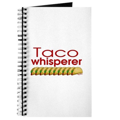 Taco Whisperer Journal