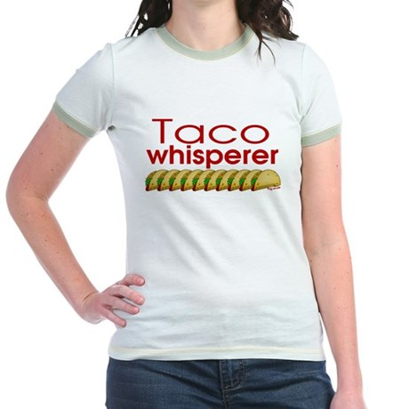 Taco Whisperer Jr. Ringer T-Shirt