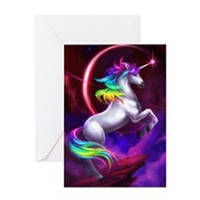 4.5x6.5_unicorndream Greeting Card