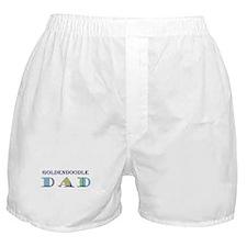 Goldendoodle - MyPetDoodles.com Boxer Shorts