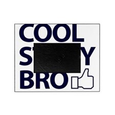 Cool-Story-Bro-(white-shirt) Picture Frame