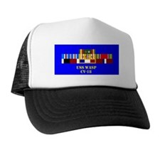 uss-wasp-cv-18 Trucker Hat