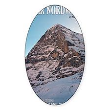 Switzerland - Eiger Nordwand Decal