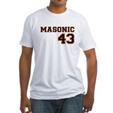 MUNI themed - 43 Masonic Shirt