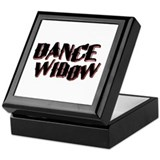 Dance Widow Keepsake Box