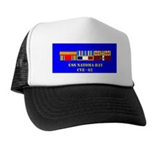 uss-natoma-bay-cve-62 Trucker Hat