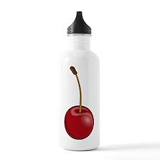 cherry clipart Water Bottle
