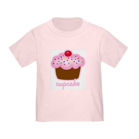 Cupcake Toddler T-Shirt