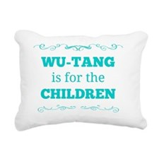 wutang Rectangular Canvas Pillow