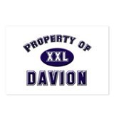 Property of davion Postcards (Package of 8)