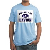 Property of davion Shirt