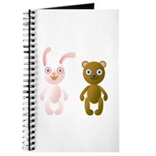 Bunny & Bear Journal