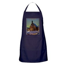 Nurnberg - Frauenkirche Night Apron (dark)