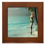 Makaha Framed Tile