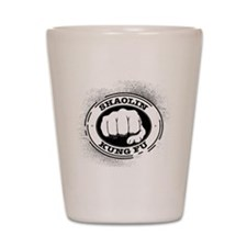 4 Shaolin Kung Fu Shot Glass