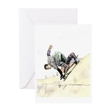 ditchskater Greeting Card