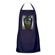 vase art Apron (dark)