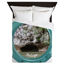 Belize-Porthole Queen Duvet