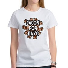 Bacon4Days Tee