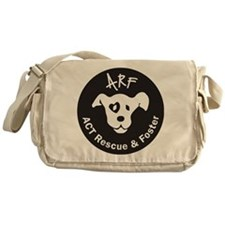 ARF round Messenger Bag