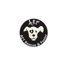 ARF round Mini Button